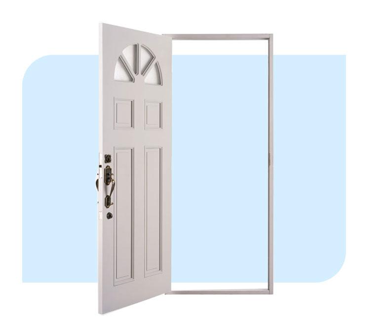 Couleur et design de porte d'entrée 4